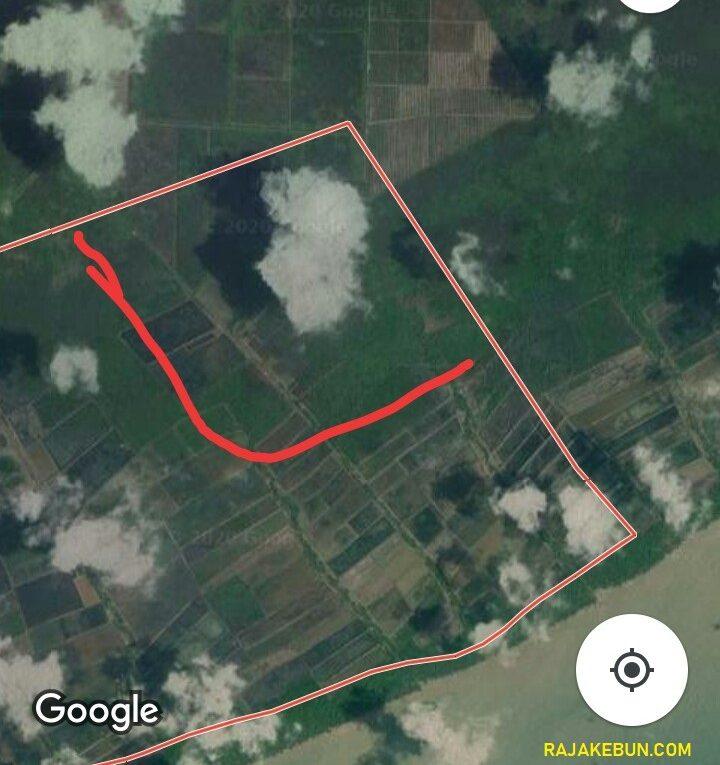 tanah dijual di paser kalimantan timur